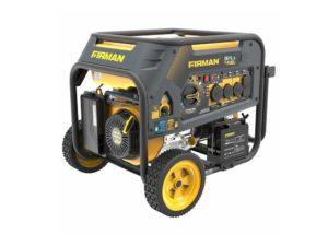 7500W Dual Fuel Generator