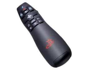 PC Remote with Wireless Mouse