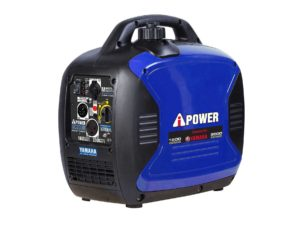 The 2000 Watt Inverter Generator provides clean, quiet 2,000 watts of starting power and 1,600 watts of running power.