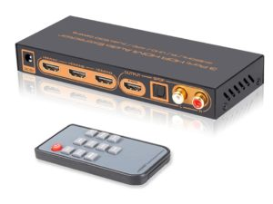"HDMI ""Do It Yourself"" 4K Switcher"