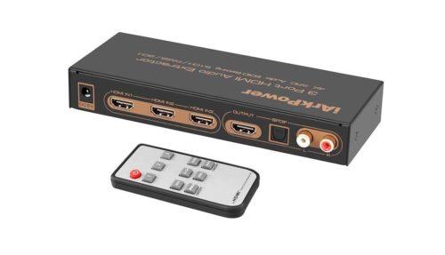 "HDMI ""Do It Yourself"" Switcher"