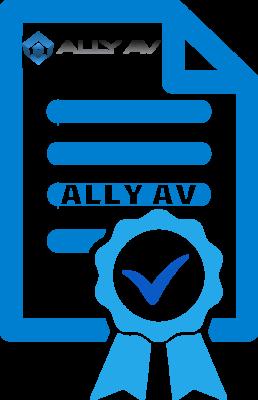 Ally AV Labor Certification