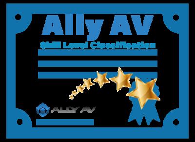 Skill Level Certification Image