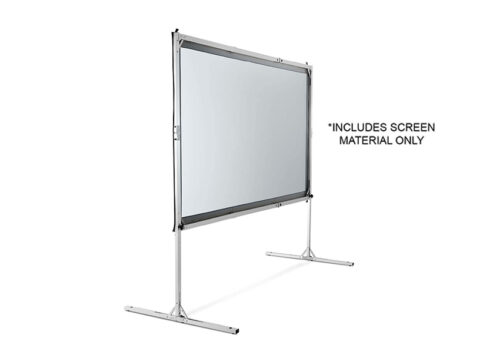 Rear Projection Screen Fabric